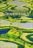 Cover image for An Introduction to bioceramics / editor Larry L. Hench
