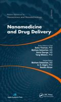 Cover image for Nanomedicine and drug delivery