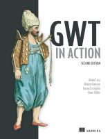 Cover image for GWT in action