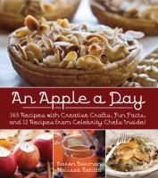 Cover image for An apple a day :  recipes