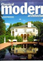 Cover image for Classical modern architecture