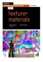 Cover image for Basics interior architecture 05 : texture + materials