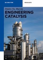 Cover image for Engineering catalysis