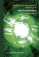 Cover image for Physical geodesy