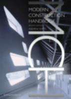 Cover image for Modern construction handbook