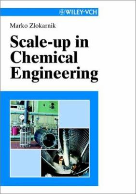 Cover image for Scale-up in chemical engineering