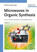 Cover image for Microwaves in organic synthesis