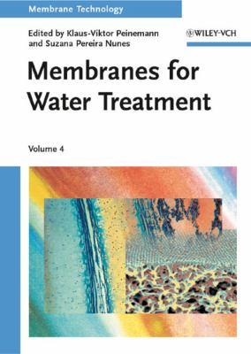 Cover image for Membranes for water treatment