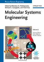 Cover image for Molecular systems engineering