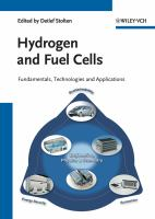 Cover image for Hydrogen energy