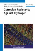 Cover image for Corrosion resistance against hydrogen