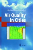 Cover image for Air quality in cities