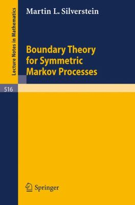 Cover image for Boundary theory for symmetric Markov processes