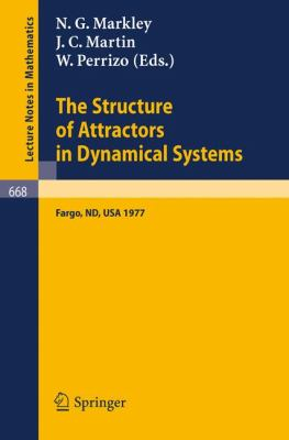 Cover image for The structure of attractors in dynamical systems
