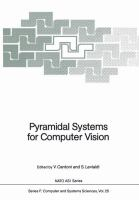 Cover image for Pyramidal systems for computer vision