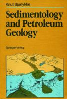 Cover image for Sedimentology and petroleum geology