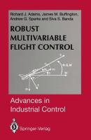 Cover image for Robust multivariable flight control