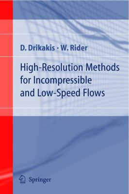Cover image for High-resolution methods for incompressible and low-speed flows