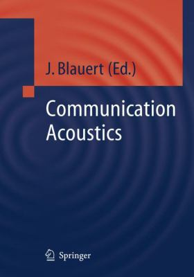 Cover image for Communication acoustics