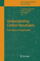 Cover image for Understanding carbon nanotubes : from basics to applications