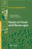 Cover image for Yeasts in food and beverages