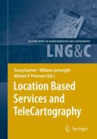 Cover image for Location based services and telecartography II : from sensor fusion to context models