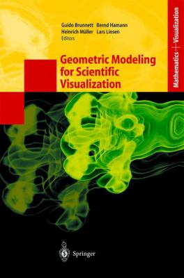 Cover image for Geometric modeling for scientific visualization