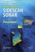 Cover image for The handbook of sidescan sonar