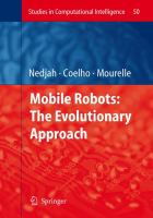Cover image for Mobile robots : the evolutionary approach