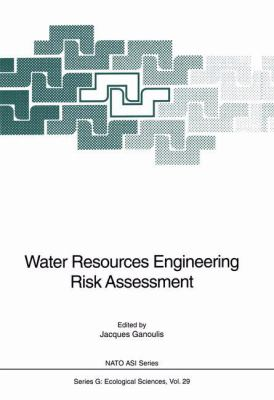 Cover image for Water resources engineering risk assessment