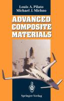 Cover image for Advanced composite materials