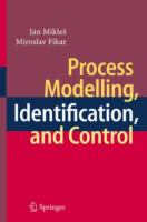 Cover image for Process modelling, identification, and control