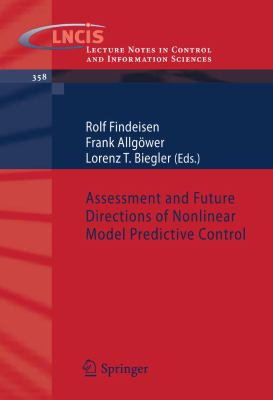 Cover image for Assessment and Future Directions of Nonlinear Model Predictive Control