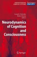 Cover image for Neurodynamics of Cognition and Consciousness