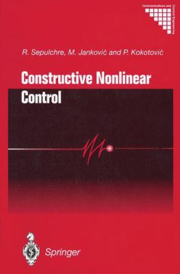 Cover image for Constructive nonlinear control
