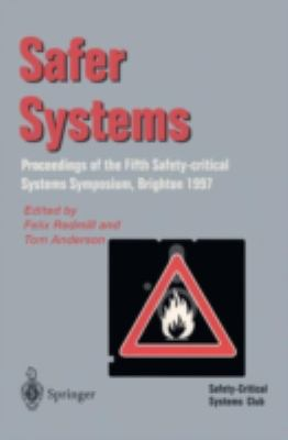 Cover image for Safer systems