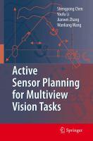 Cover image for Active sensor planning for multiview vision tasks