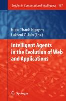 Cover image for Intelligent agents in the evolution of web and applications