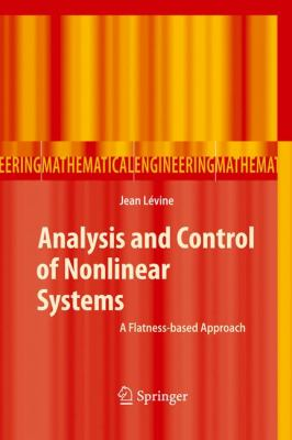 Cover image for Analysis and control of nonlinear systems : a flatness-based approach