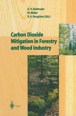 Cover image for Carbon dioxide mitigation in forestry and wood industry