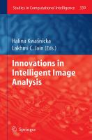 Cover image for Innovations in intelligent image analysis