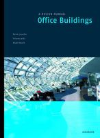 Cover image for Office Buildings :  a design manual