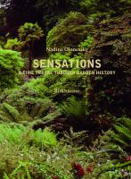 Cover image for Sensations : a time travel through garden history