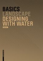 Cover image for Basics designing with water