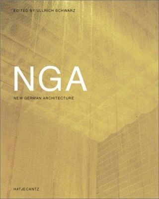 Cover image for New German architecture