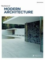 Cover image for The story of modern architecture