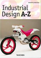 Cover image for Industrial design A-Z