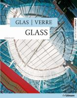 Cover image for Glass = verre