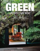 Cover image for Green architecture now = Grüne Architektur heute! = L'architecture verte d'aujourd'hui!