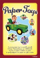 Cover image for Paper toys